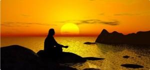 Faz bem meditar