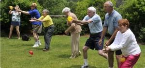 Exercicios na terceira idade