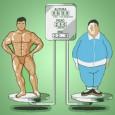 Antes de começar um regime é importante saber quanto você pesa, para saber se você está muito acima do peso ou não. Para saber essas informações foi criada uma conta […]
