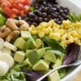 Dieta vegetariana, feita por muitas celebridades. Além de emagrecer, diminui o risco de doenças cardíacas, câncer e osteoporose.